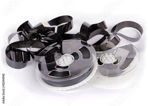 Fotografia, Obraz  Magnetic videotape