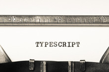Word Typescript  Typed On  Typ...