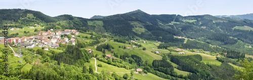 Elgeta panoramic view