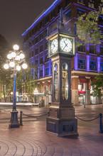 Steam Clock, Vancouver, British Columbia
