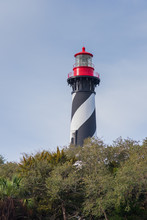 St. Augustine Lighthouse In Fl...