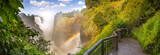 Fototapeta Tęcza - Victoria Falls