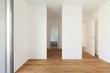 empty apartment, room