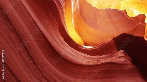 Fotobehang Natuur Park Lower Antelope Canyon, Arizona, USA