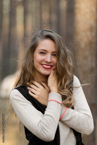 Very cute smile