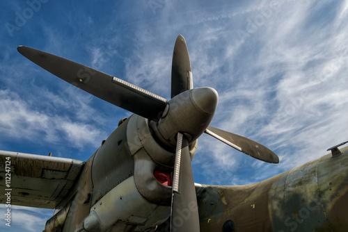 Fotografering  Propeller