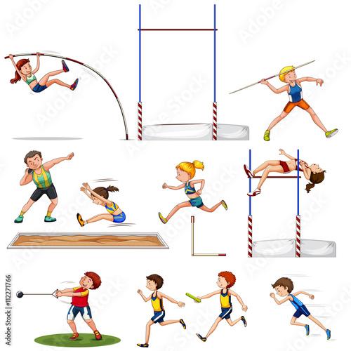 rozny-rodzaje-sportow-lekkoatletycznych