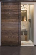 Hanging Bathroom Sliding Door
