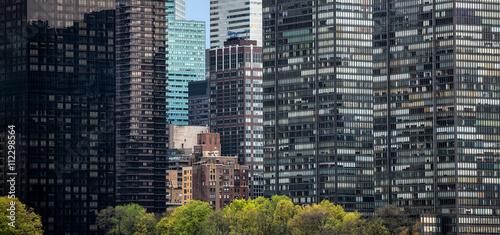 Streets of Manhattan, New York City