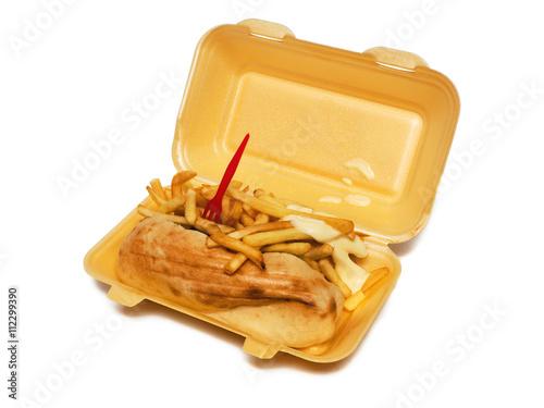 Fotografía  Fast Food