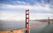 USA, San Francisco, Golden Gate Bridge