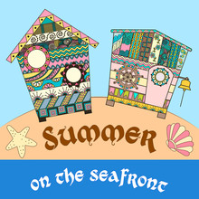 Summer On The Seafront.
