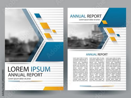 Business Brochure Cover Designbrochure Template Layout Template
