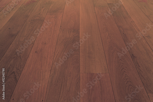 Fototapeta wooden floor  ,dark wood parquet  obraz na płótnie