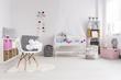 New designed room for little girl