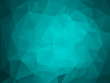 Colorful Polygon Background Or...