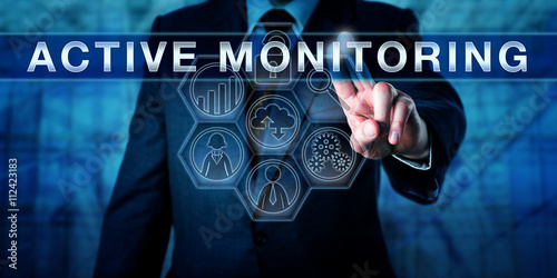 Manager Touching ACTIVE MONITORING