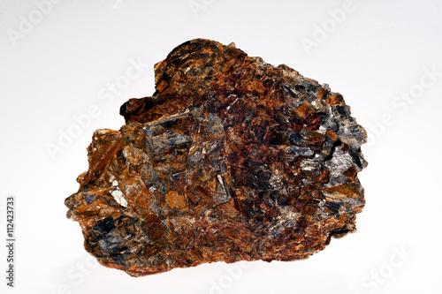 kyanite mineral Canvas Print