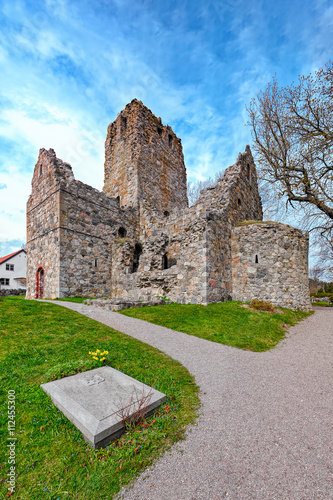 Fotografía Ruins of St. Olof's Church in Sigtuna