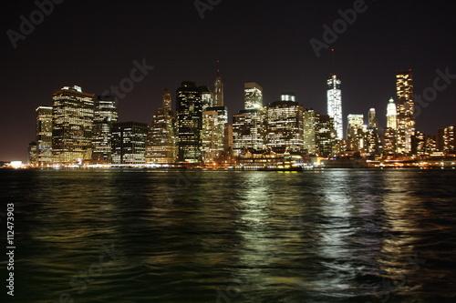 Fototapety, obrazy: New York Skyline
