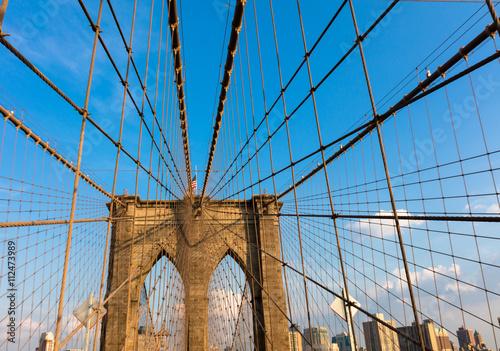 Poster Brooklyn Bridge The Brooklyn Bridge