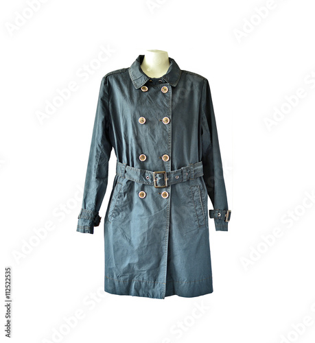 competitive price fad12 3156b Trenchcoat / Jeansoptik / Zweireiher / Sommertrend ...