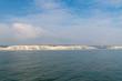 Dover chalk cliffs