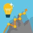 Achievement design. Success icon. Colorful design , vector