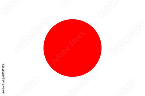 Fotografía  日本の国旗 日の丸