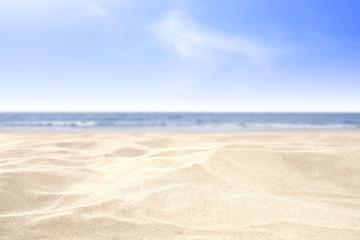 Fototapeta na wymiar summer beach