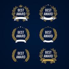 Best Award Gold Laurel. Best A...