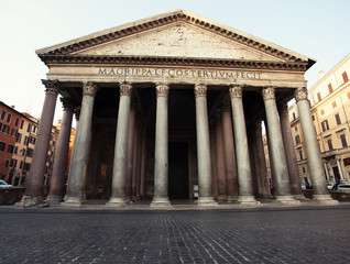 Fototapeta Rzym Pantheon at Rome