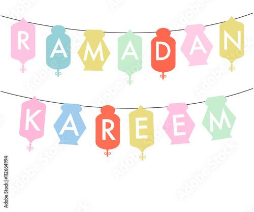 Ramadan kareem background eid mubarak traditional muslim greeting eid mubarak traditional muslim greeting festive hanging arabic lamps greeting m4hsunfo