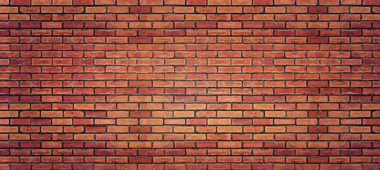 Tekstura zida od crvene opeke za pozadinu