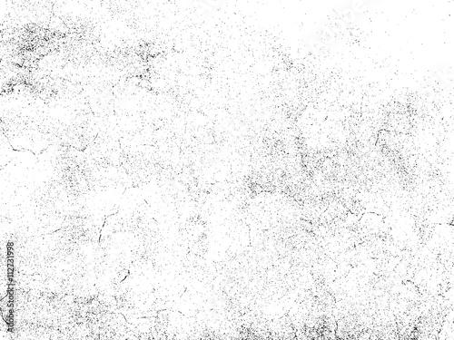Subtle grain texture overlay. Vector background Fototapet