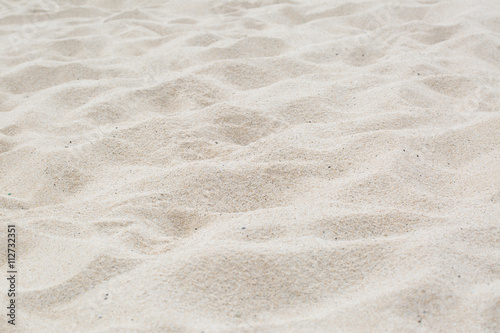 水晶浜の砂