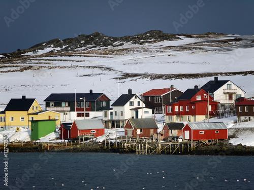Papiers peints Scandinavie Havøysund