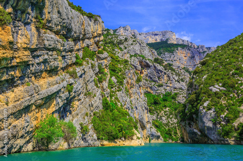 National park Merkantur, France Canvas-taulu
