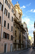 Fascinating architecture of Rome