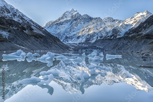 Fototapeta Mount Cook (NZ)