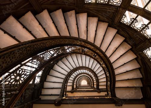 Valokuva  Oriel staircase