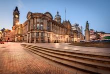 Birmingham Town Hall ,England