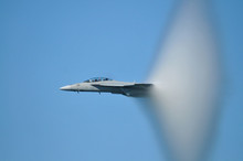 F/A-18 Supersonic
