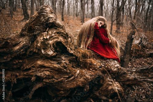 czarownica-w-lesie