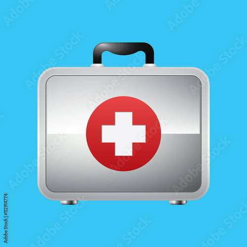 First aid box Vector Illustration - Buy this stock vector