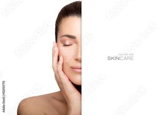 Fotografía  Concepto de spa y cuidado de la piel