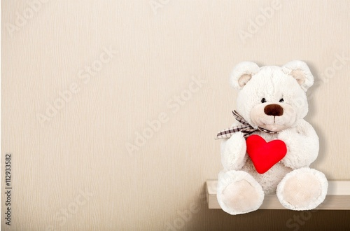 Obraz na plátně  Teddy Bear.