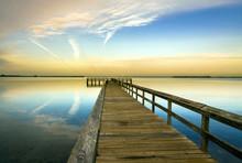 USA, Florida, Terre Ceia Bay. ...