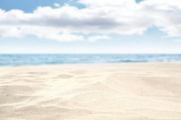 Fototapeta na wymiar beach background