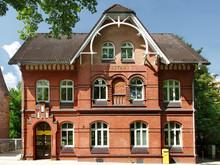 Historisches Postamt In Bad Bevensen